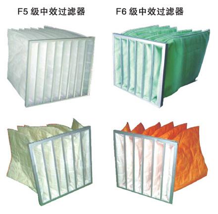 F5~F8中效过滤器